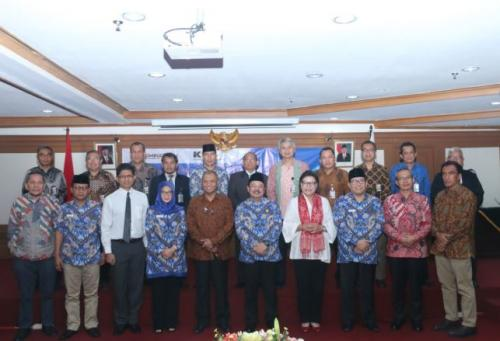 MoU KPK-Ombudsman