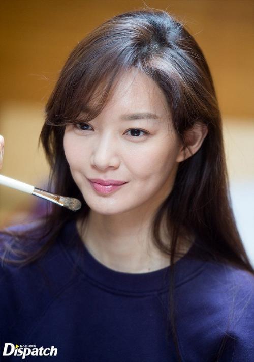 Shin Min Ah. (Foto: Dispatch)