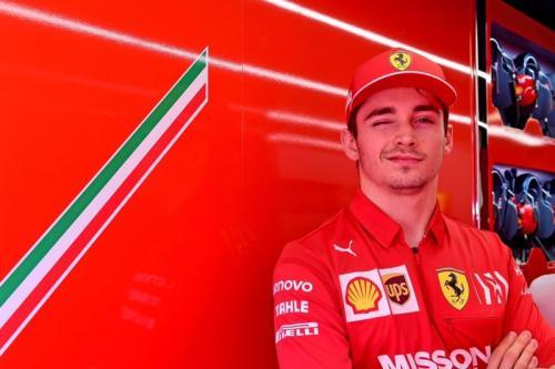 Charles Leclerc (Foto: Twitter Scuderia Ferrari)