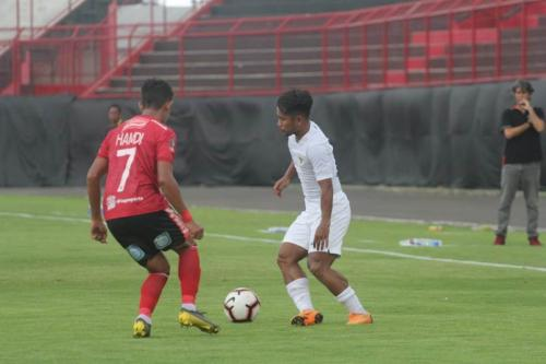 Bali United vs Timnas Indonesia (Foto: PSSI)