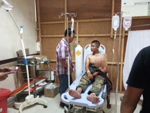 Korban KKSB di Papua. (Foto: Ist)