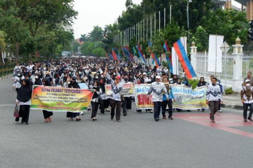 Foto: Banda H Tanjung/Okezone