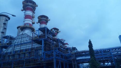 Pembangkit listrik (Okezone)