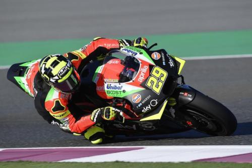 Andrea Iannone (Foto: Laman resmi MotoGP)