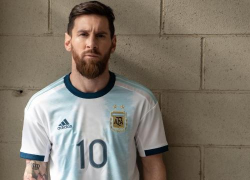Lionel Messi (Foto: Argentina/Twitter)