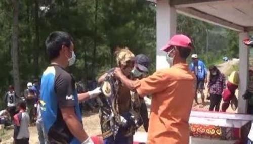Ritual Ma'nene di Tana Toraja