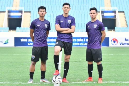 Timnas Thailand U-23