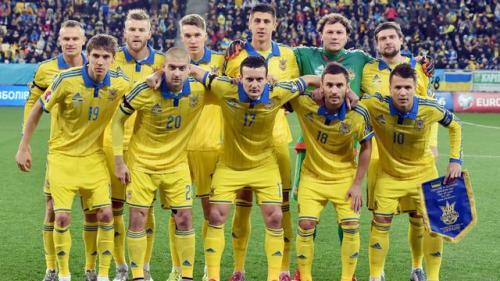 Timnas Ukraina