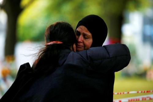 Suasana Duka Pasca-Teror di Selandia Baru