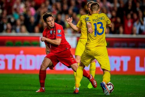 Portugal vs Ukraina (Foto: UEFA)
