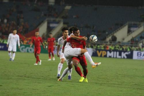 Timnas Indonesia U-23 vs Vietnam
