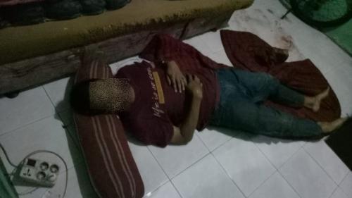 Pengedar Narkoba di Tangerang Selatan Tewas saat Melarikan Diri (foto: Hambali/Okezone)