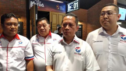 DPW Perindo Sumut Ajak Milenial Nobar Film Captain Marvel (Wahyudi)