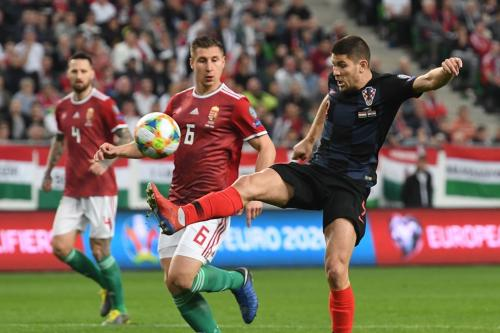 Timnas Hungaria vs Kroasia