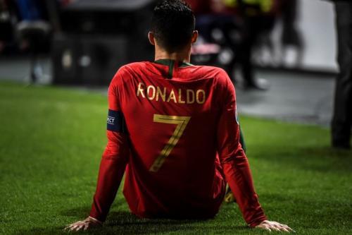 Cristiano Ronaldo (Foto: Laman resmi UEFA)