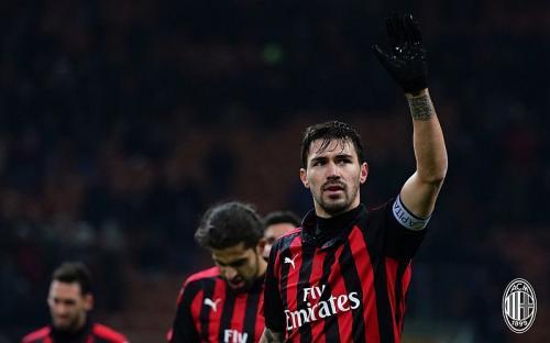 Alessio Romagnoli (Foto: Laman resmi AC Milan)