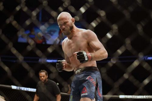 Donald Cerrone (Foto: MMA Fighting)