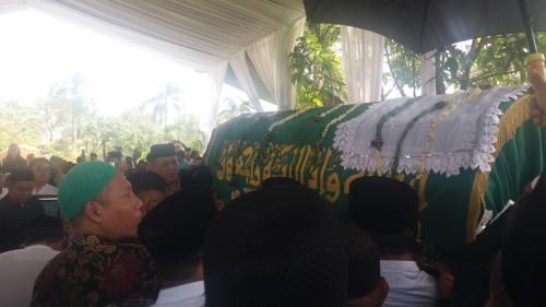 Pemakaman Hajah Dian