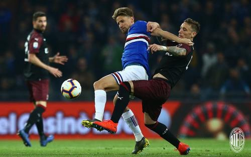 Laga Sampdoria vs AC Milan membuat Gennaro Gattuso ingin mundur