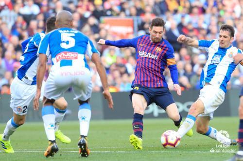 Lionel Messi (Foto: Twitter La Liga)