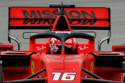 Charles Leclerc (Foto: Formula1)
