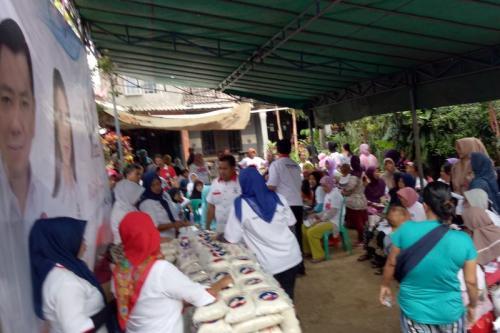 Bazar Perindo Parung (Putra bogor)