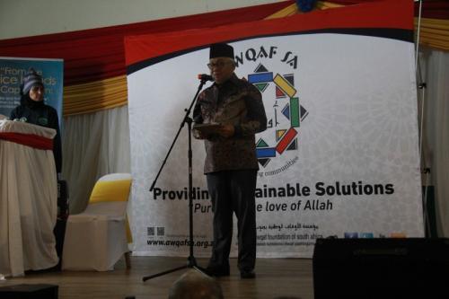 Duta Besar Salman Al Farisi (Foto: Istimewa)