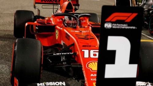 Charles Leclerc (Foto: Laman resmi F1)