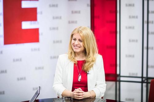 Intip Pesona Penampilan Zuzana Caputova yang Jadi Presiden Perempuan Pertama Slovakia