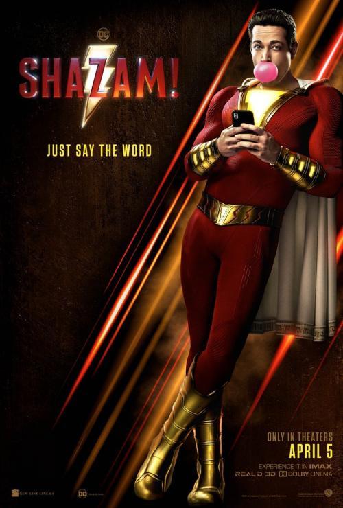 Shazam 2 akan mulai syuting pada awal musim panas 2020. (Foto: DC Films)