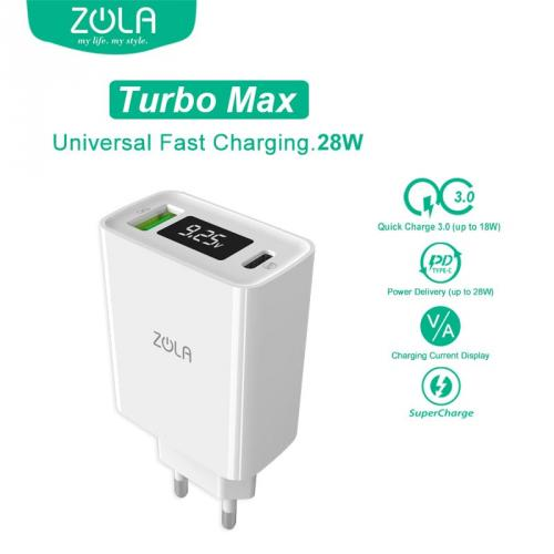 Zola Smart Charger