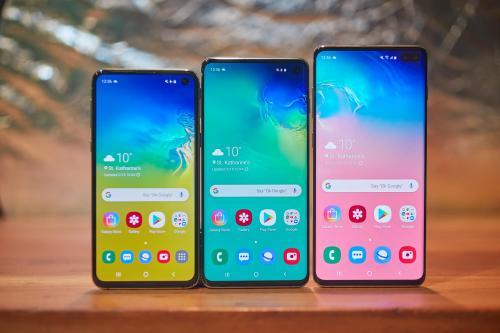 Cara aman update Samsung Android