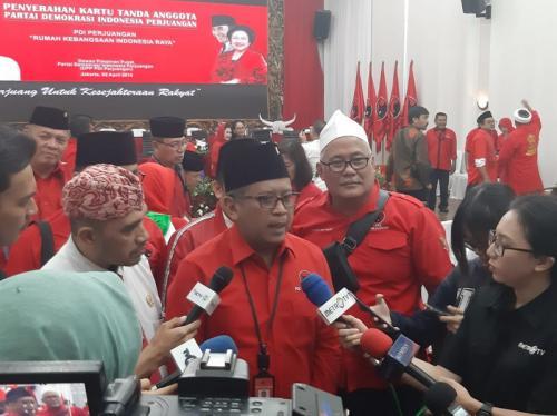 Sekejn PDIP Hasto Kristiyanto