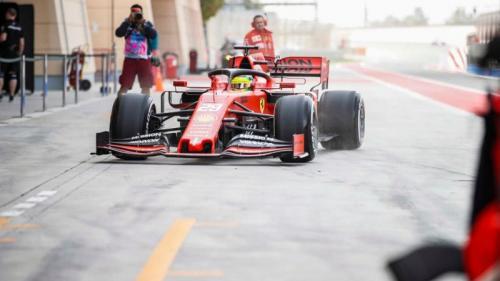 Mick Schumacher (Foto: Formula1)