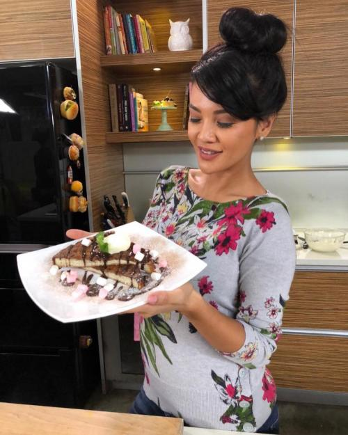 Perempuan dan masakannya