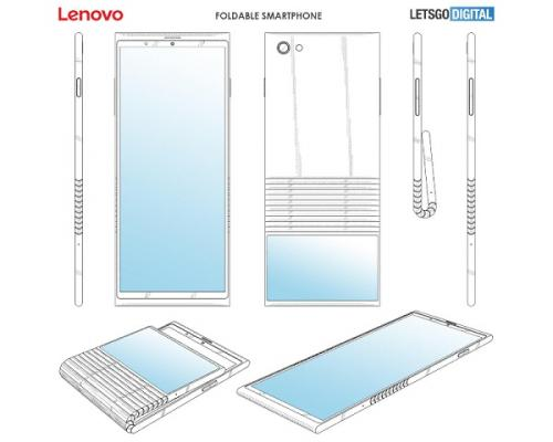 Ponsel Lipat Lenovo
