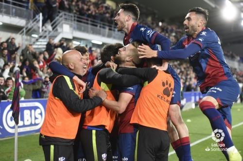 Huesca vs Celta