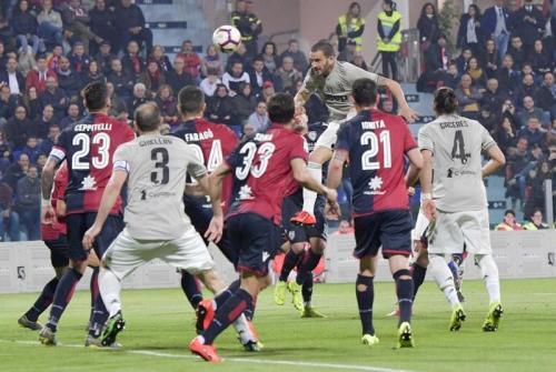 Cagliari vs Juventus (Foto: Laman resmi Juventus)