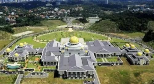 Kesultanan Brunei Darussalam (foto: Ist)