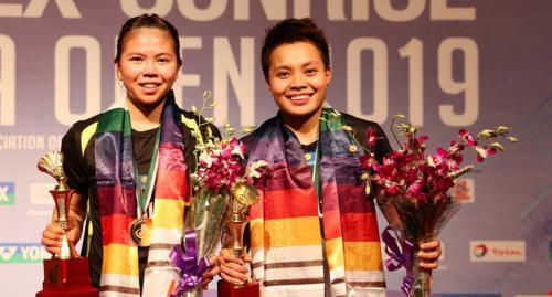 Greysia Polii/Apriyani Rahayu (Foto: PBSI)