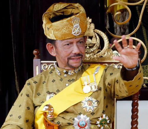 Sultan Brunei Darussalam