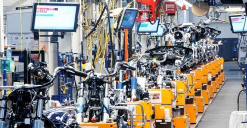 Pabrik perakitan Harley Davidson