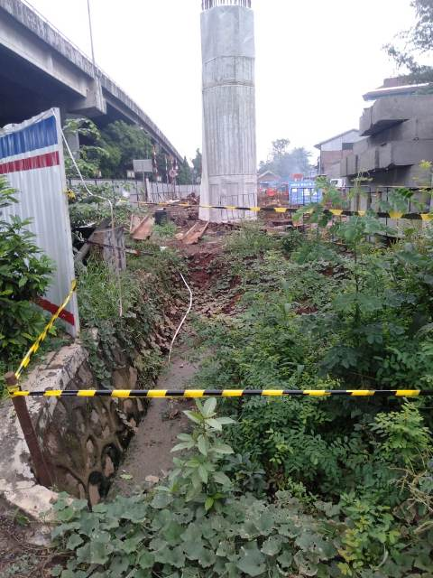 Lokasi Proyek LRT Jakarta