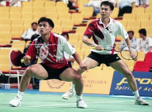 Tony Gunawan/Candra Wijaya (Foto: AFP)