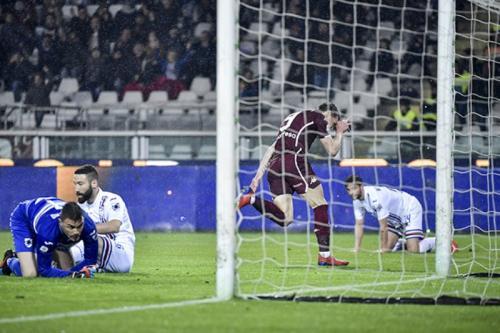 Torino vs Sampdoria 2-1 (Foto: Laman resmi Torino)