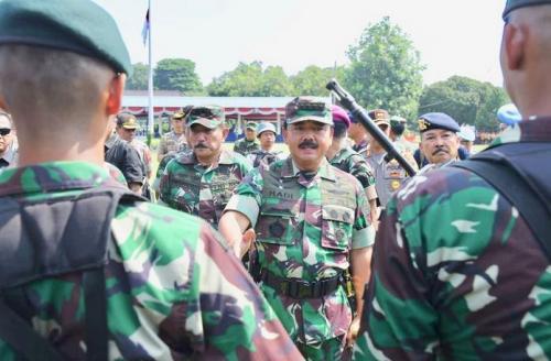 Panglima TNI di Solo