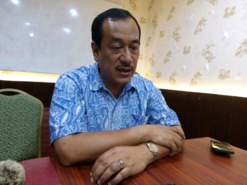 Direktur Eksekutif Lembaga Bantuan Hukum (LBH) Keraton Surakarta KP. Eddy Wirabhumi (foto: Bramantyo/Okezone)