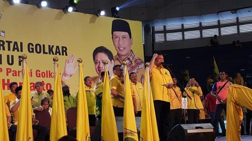 Airlangga Hartarto (Foto : Syaiful Islam)