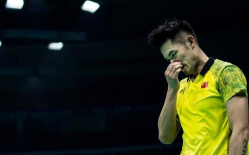 Lin Dan (Foto: AFP)