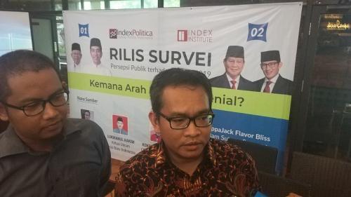 Denny Charter, Direktur Eksekutif IndexPolitica (Hambali)